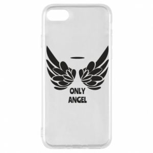 Phone case for iPhone 7 Only angel