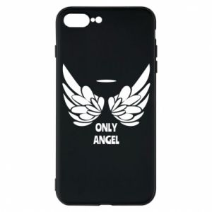 Phone case for iPhone 7 Plus Only angel