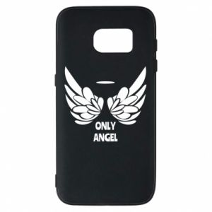 Phone case for Samsung S7 Only angel