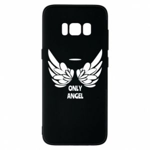 Phone case for Samsung S8 Only angel