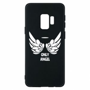 Phone case for Samsung S9 Only angel