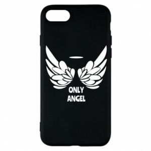 Phone case for iPhone 8 Only angel