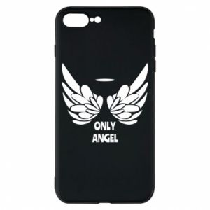 Phone case for iPhone 8 Plus Only angel