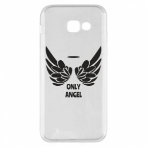 Phone case for Samsung A5 2017 Only angel