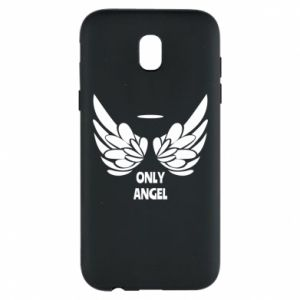 Phone case for Samsung J5 2017 Only angel