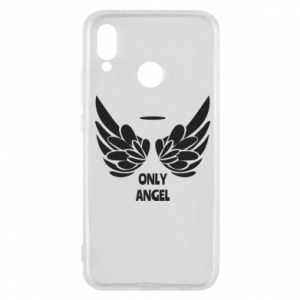 Phone case for Huawei P20 Lite Only angel