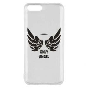 Phone case for Xiaomi Mi6 Only angel