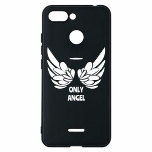 Phone case for Xiaomi Redmi 6 Only angel