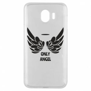 Phone case for Samsung J4 Only angel