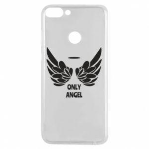 Phone case for Huawei P Smart Only angel