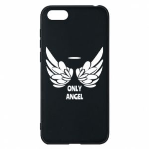 Phone case for Huawei Y5 2018 Only angel