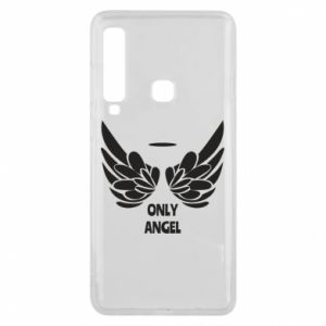 Phone case for Samsung A9 2018 Only angel