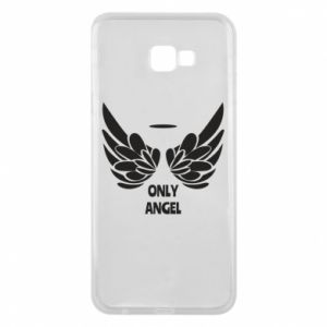 Phone case for Samsung J4 Plus 2018 Only angel