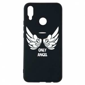 Phone case for Huawei P Smart Plus Only angel