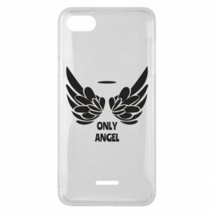 Phone case for Xiaomi Redmi 6A Only angel