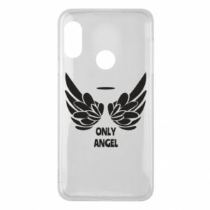 Phone case for Mi A2 Lite Only angel
