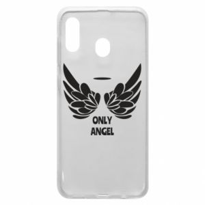 Phone case for Samsung A30 Only angel