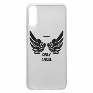 Phone case for Samsung A70 Only angel
