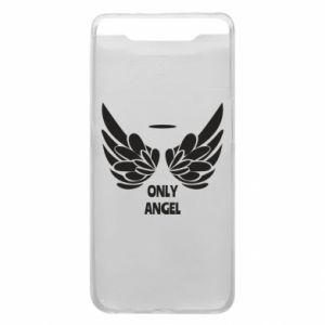 Phone case for Samsung A80 Only angel