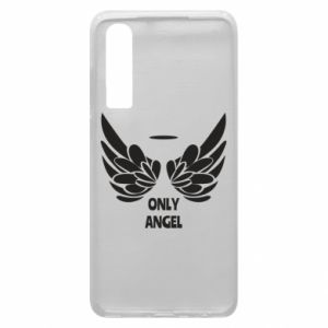 Phone case for Huawei P30 Only angel