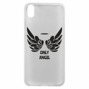 Phone case for Xiaomi Redmi 7A Only angel