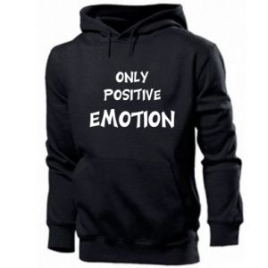 Bluza z kapturem męska Only positive emotion