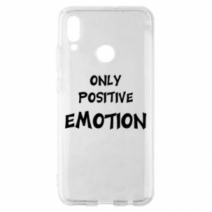 Etui na Huawei P Smart 2019 Only positive emotion