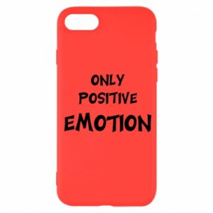 Etui na iPhone SE 2020 Only positive emotion