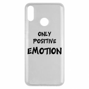 Etui na Huawei Y9 2019 Only positive emotion
