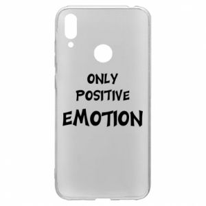 Huawei Y7 2019 Case Only positive emotion