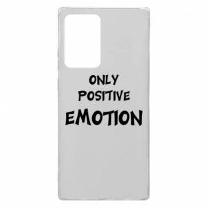 Samsung Note 20 Ultra Case Only positive emotion
