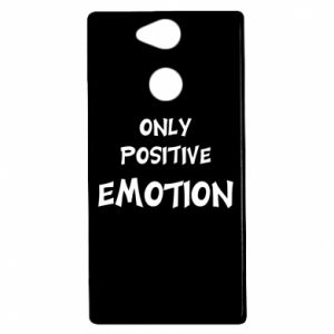Sony Xperia XA2 Case Only positive emotion