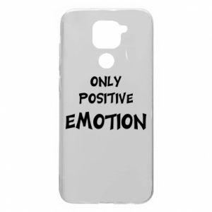 Xiaomi Redmi Note 9/Redmi 10X case Only positive emotion
