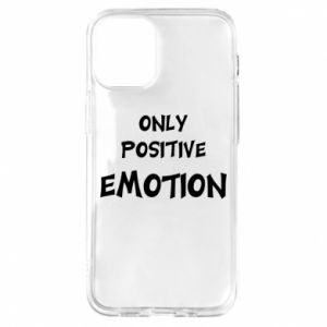 iPhone 12 Mini Case Only positive emotion