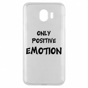 Etui na Samsung J4 Only positive emotion
