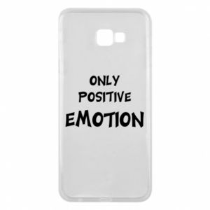 Etui na Samsung J4 Plus 2018 Only positive emotion