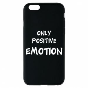 Etui na iPhone 6/6S Only positive emotion