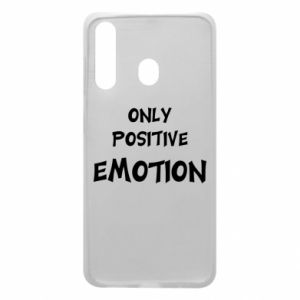Etui na Samsung A60 Only positive emotion