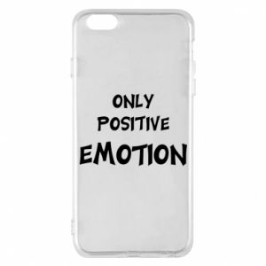Etui na iPhone 6 Plus/6S Plus Only positive emotion