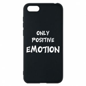 Etui na Huawei Y5 2018 Only positive emotion