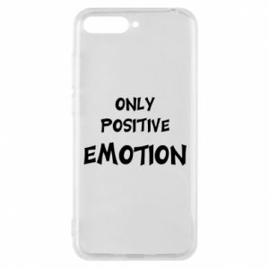 Etui na Huawei Y6 2018 Only positive emotion
