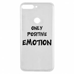Etui na Huawei Y7 Prime 2018 Only positive emotion