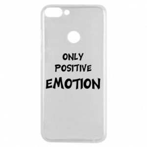 Etui na Huawei P Smart Only positive emotion
