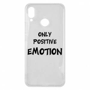 Etui na Huawei P Smart Plus Only positive emotion