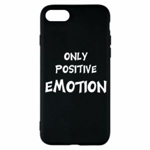 Etui na iPhone 7 Only positive emotion