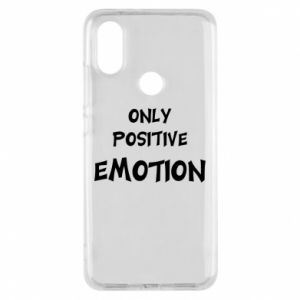 Etui na Xiaomi Mi A2 Only positive emotion