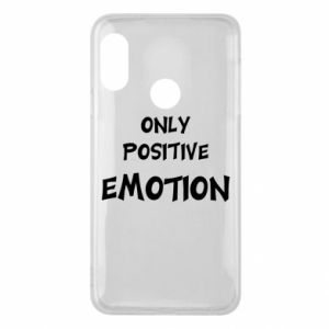 Etui na Mi A2 Lite Only positive emotion