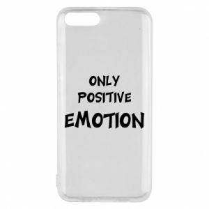 Etui na Xiaomi Mi6 Only positive emotion
