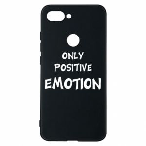 Etui na Xiaomi Mi8 Lite Only positive emotion
