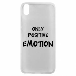 Etui na Xiaomi Redmi 7A Only positive emotion